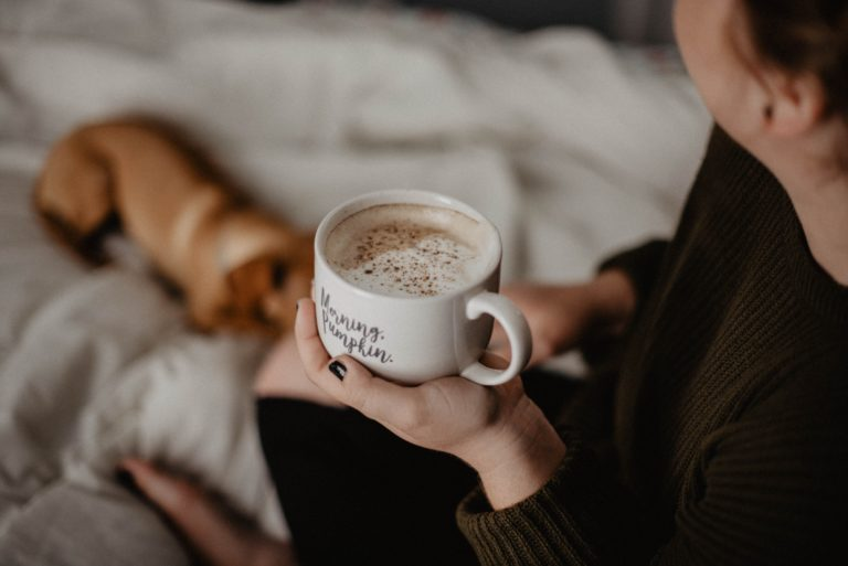 hygge canter and coffee